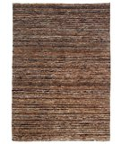 RugStudio presents Classic Home Hand-Knotted Hemp Desert Sand Loop 300-7209 Hand-Knotted, Better Quality Area Rug